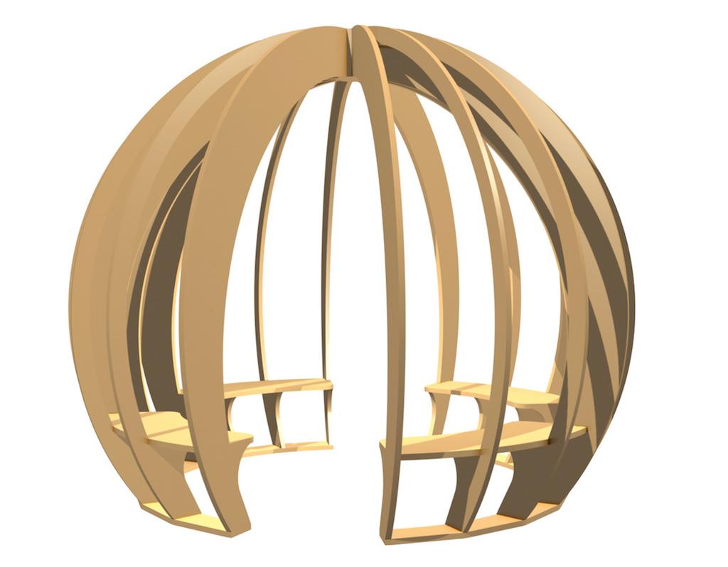 CAD-/ Konstruktionsplanung Kugel RAVENSBURGER SPIELE